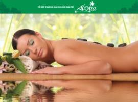 Khu tập gym, yoga, spa dự án Aloha Phan Thiết