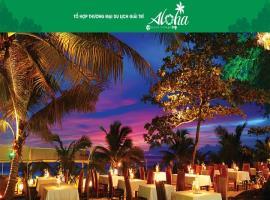 Nhà hàng 4 sao tại dự án Aloha Phan Thiết