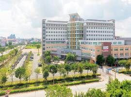 Bệnh viện tại dự án Moonlight Park View