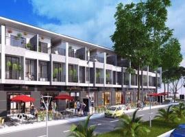 Phối cảnh dự án Phúc An City Village