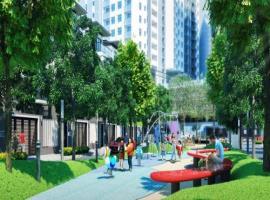 Không gian xanh tại dự án Phúc An City Village