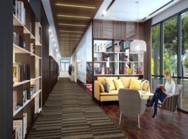Thư viện văn phòng tại dự án Phúc An City Village