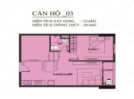 CH03 - Block B Căn hộ Tecco Town