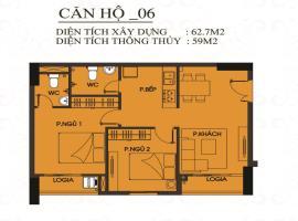 CH06 - Block B Căn hộ Tecco Town