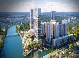 Phối cảnh dự án Saigon Panorama