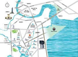 Vị trí dự án Saigon Panorama