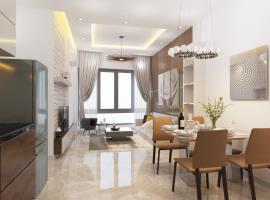 Hình ảnh căn hộ tại dự án Saigon Panorama