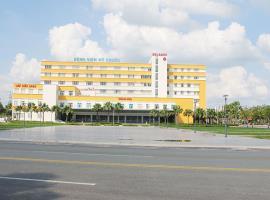 Bệnh viện gần KĐT Mega City