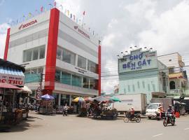 Chợ Bến Cát tại KĐT Mega City