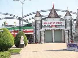 Nhà hát tại KĐT Mega City