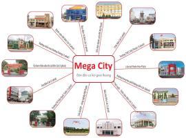 Tiện ích xung quanh KĐT Mega City