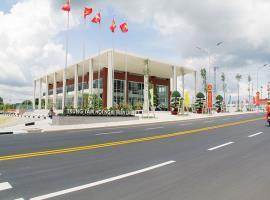 Trung tâm hội nghị gầnKĐT Mega City