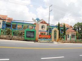Trường mần non gần KĐT Mega City
