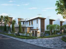 Mẫu biệt thự 1 Cam Ranh Mystery Villas