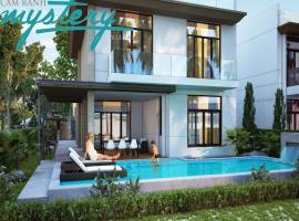 Mẫu biệt thự tại Cam Ranh Mystery Villas