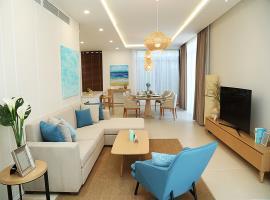 Phòng khách 2 tại dự án Cam Ranh Mystery Villas