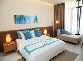 Phòng ngủ tại dự án Cam Ranh Mystery Villas