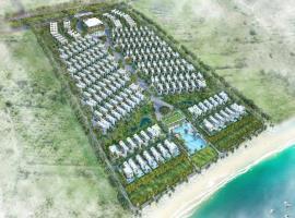 Tổng quan quy hoạch tại Cam Ranh Mystery Villas
