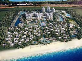Tổng thể dự án Cam Ranh Mystery Villas