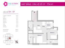 07 Tòa K1 tầng 12-Chung cư The K-Park Văn Phú