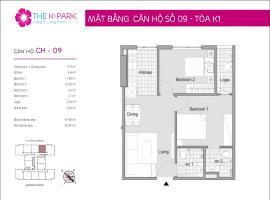 09 Tòa K1 tầng 12-Chung cư The K-Park Văn Phú