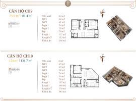 10 Tòa B1 tầng 7-10 tầng 10-Chung cư Roman Plaza