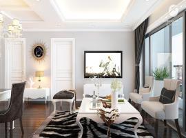 Phòng khách chung cư Sunshine Riverside