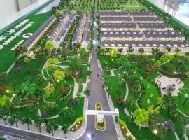 Phối cảnh dự án Nam Phong Ecopark