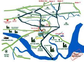 Vị trí dự án Nam Phong Ecopark