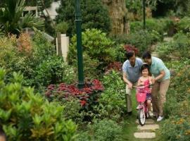 Khu vui chơi tại dự án Nam Phong Ecopark