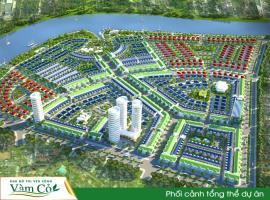 Khu đô thị Ven sông Vàm Cỏ, Bình Tân, TP Hồ Chí Minh