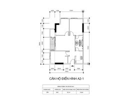Căn hộ A2-1 dự án Centum Wealth