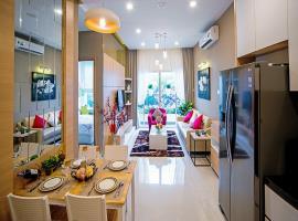 Hình ảnh 1 căn hộ tại dự án Centum Wealth