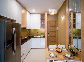 Hình ảnh 2 căn hộ tại dự án Centum Wealth