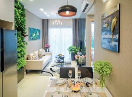 Hình ảnh 3 căn hộ tại dự án Centum Wealth