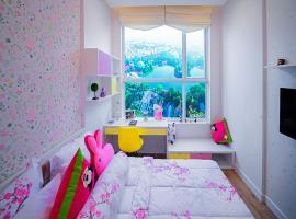 Phòng ngủ căn hộ tại dự án Centum Wealth