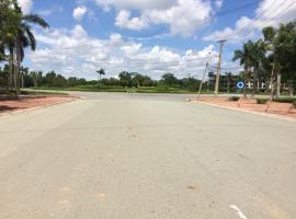 Đường vào dự án Phúc Thịnh Residence