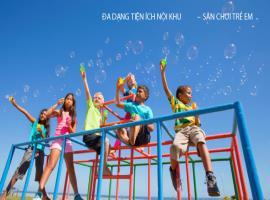 Khu vui chơi cho trẻ tại Long Hậu