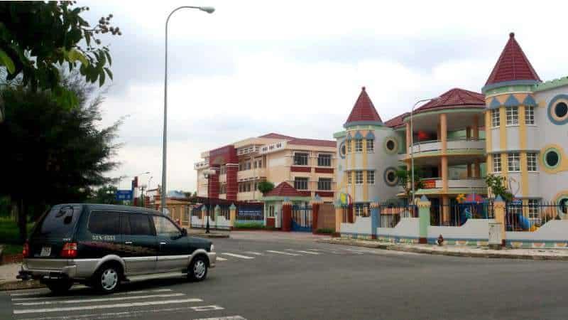Trường học gần dự án Fresca Riverside