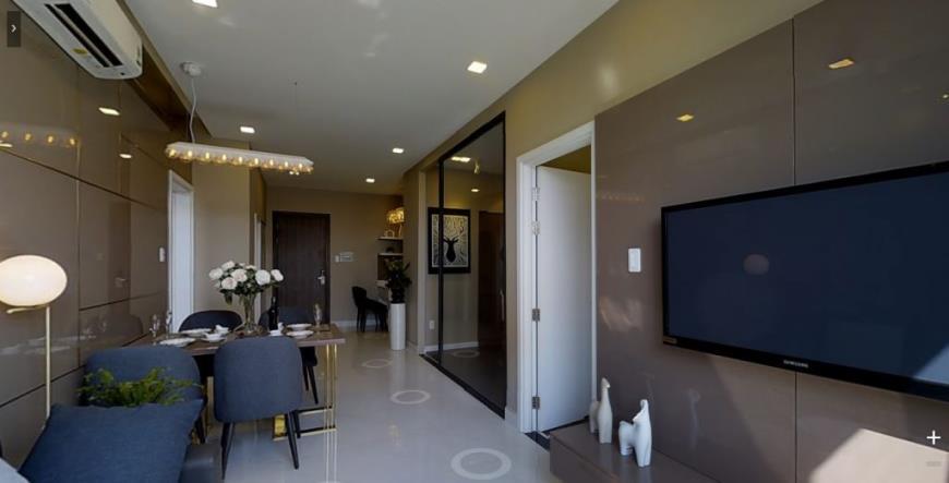 Hình ảnh căn hộ  tại dự án Centana