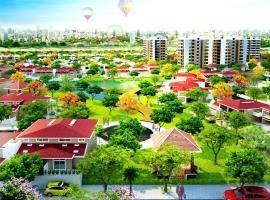 Hình ảnh  dự án Dragon City Park