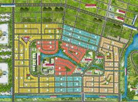 Mặt bằng tổng thể dự án Dragon City Park
