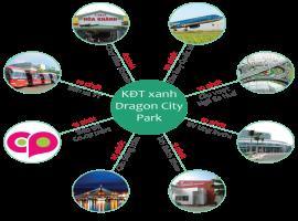 Tiện ích dự án Dragon City Park