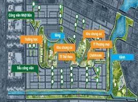 Tiện ích hoàn hảo tại dự án Dragon City Park