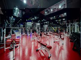 Phòng tập gym tại dự án Dreamhome Riverside