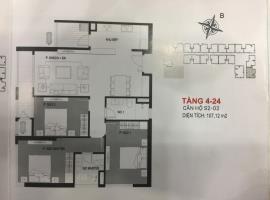S1-02 Tầng 4-24 tòa Sachi tầng 5 Căn hộ Hinode City - Tầng: 5