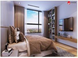 Phòng ngủ tại dự án Hinode City