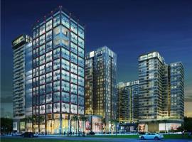 Phối cảnh tổng quan dự án Hinode City
