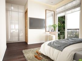 Phòng ngủ tạ dự án Gem Riverside