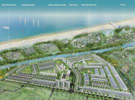 Dự án Thượng lưu Ven biển kề sông Cổ Cò